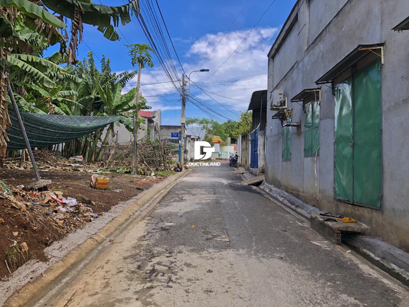 Đất nền 5×25 P. Xuân Thanh, Tp. Long Khánh